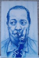 lester young by matt136