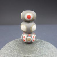Trypp, set of three beads by janehamill