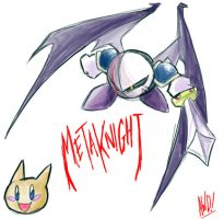 Metaknight by AndrewDickman