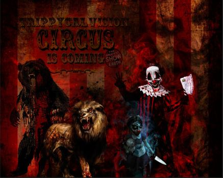 Tv Circus Vol 2 by TrippycalVision