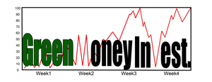 Green Money Investment Logo by RichTate