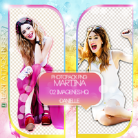 Pack Png Martina Stoessel by dannyphotopacks