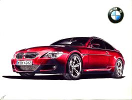 BMW M6 by xeonos