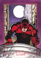 MARVEL 75th - DAREDEVIL by JASONS21