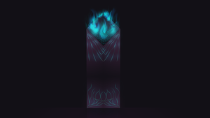 Coffin Wallpaper by TheAceOverlord