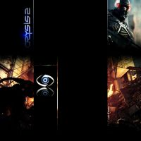 Crysis 2 YouTube Background by XM94