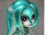 Unfinished Princess Ruto by twilightzant