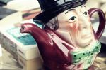 Mad Hatter Teapot by Mlle-Dreamer