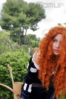 Princess Merida Cosplay by Alexye