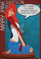 Mary Jane Watson by GTR26