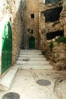 Old City by Abdelmajeed