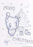 Chao Island Christmas by vivianchhay