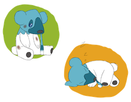PKMNation Payment: Beast learned Rest! by Aetherium-Aeon