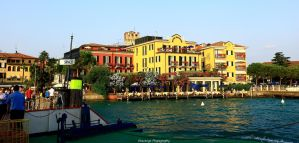 Sirmione - The Front by Okavanga