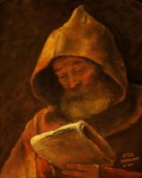 Rembrandt Study by bluemoment
