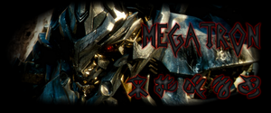 Movie Megatron Wallpaper by KillMarioLoveBowser