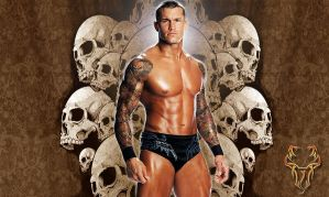 WWE..Randy Orton by Gogeta126