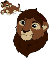 Lion DTA by Pinkedalink
