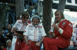 A. Caldwell | T. Mayer | J. Hunt (Monaco 1977) by F1-history