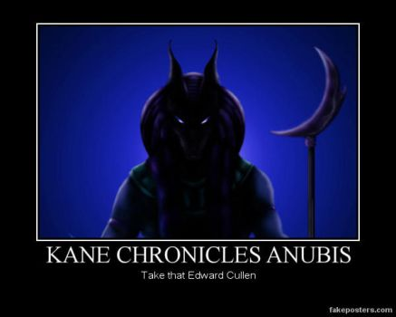 Kane Chronicles Anubis by FireGoddess1997