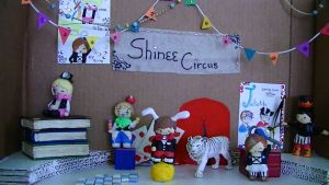 Shinee Circus by MidnightSNow17