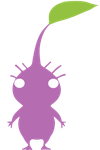 Purple Pikmin by CreativeSushi
