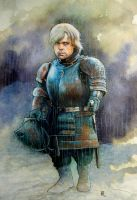 Tyrion Lannister by henanff
