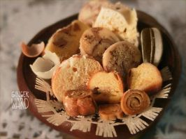Miniature Bread by MrsCreosote