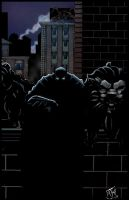 Batman by Vulture34