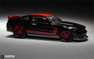 Ford Mustang BOSS 302 by FordGT
