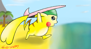 Pikahuna by TheDJTC