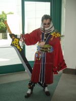 Auron by skyshale