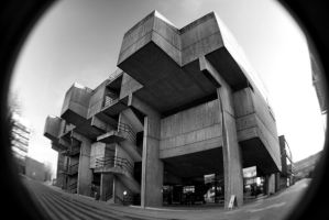Concrete Monster 2 by cubemb