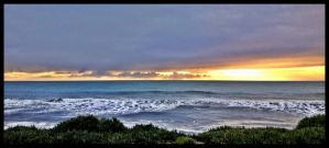 Half Moon Bay by crimsonhurricane83