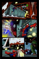 Spider Man  Tunel and Bridge 3 by acantarela