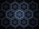 Hexagons by 0x6a61686e