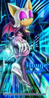 .:Rouge:.Future City by QTStartheHedgehog