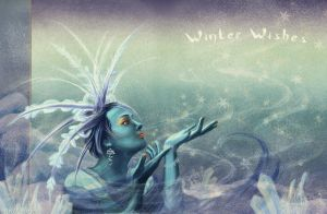 Winter Wishes 2011Draw by Esteryn