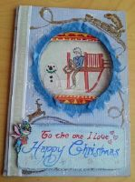 Handmade Rise Of The Guardians Xmas Card.FRONT. by PossumPip-Creations