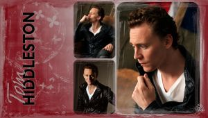 Tom Hiddleston by Nhyms