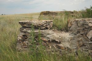 stone structure by Korolevatumana