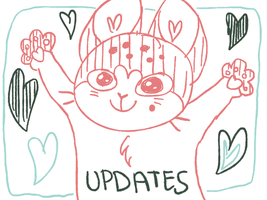 Updates by mellocat