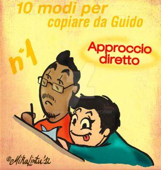 10 modi per copiare da Guido - parte 1 by MikaLintu