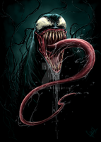 Symbiote by 0theghost0