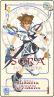 KH Pactio Cards: Sora by x-Destinys-Force-x