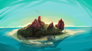 'This is a good island.' by Moozy6