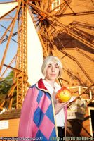 Howl and Calcifer by The-Cosplay-Scion