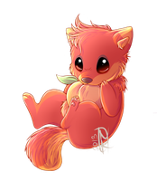 Searii Chibi Comm by NocKynthesis