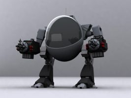robot_rock by jamboo