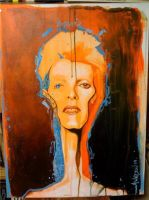 David Bowie final by waldron1